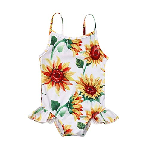Baby Girl Swimsuit Toddler Swimwear Newborn Swimming Suit 1t 2t 3t 4t Bikini Sets One Pieces 6 Months 6 Years