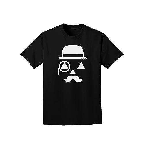 TooLoud 7 Principles Circle Dark Muscle Shirt