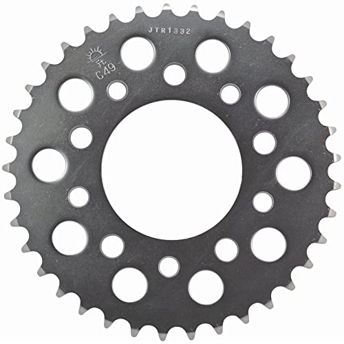 JT Sprockets JTSK2014 520X1R Chain and 14 Front//45 Rear Tooth Sprocket Kit