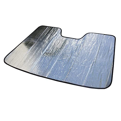 Reduce Hazardous Windshield Glare AutoTech Zone Dashboard Protector Dash Mat Sun Cover for 2015-2018 Jeep Renegade